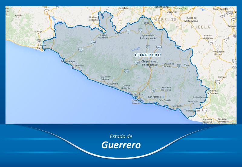 Fletes en Guerrero