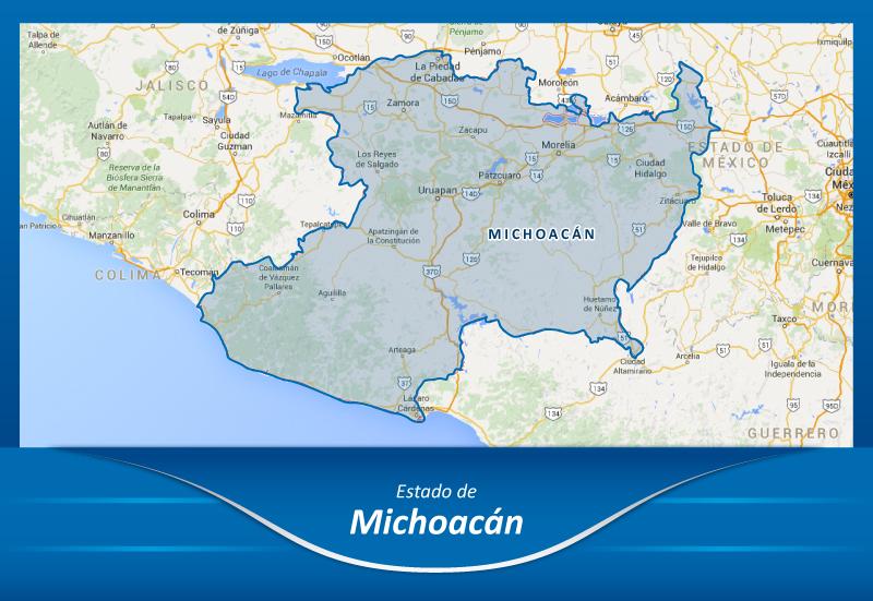 Fletes en Michoacan