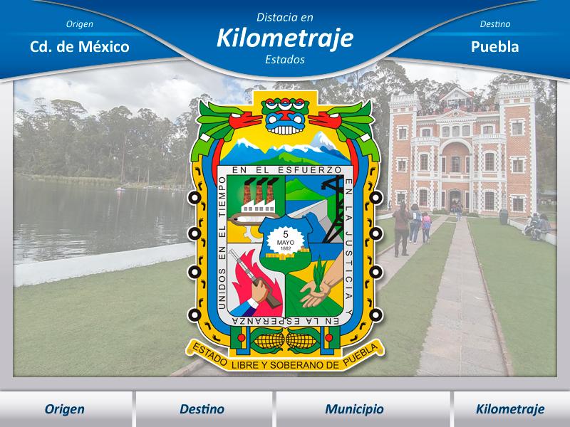 Fletes a Puebla