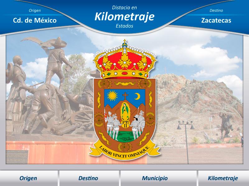 Fletes a Zacatecas